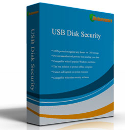������� ������� ������� USB Disk Security 6.0.0.126 ������� �� ������� �������